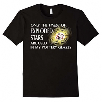 Only The FINEST Exploded Stars Tee Shirt